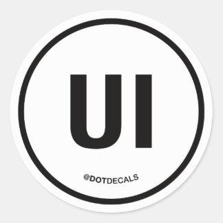 UI Sticker