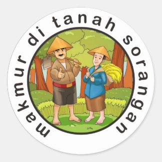 Ujung Kulon National Park – Stickers