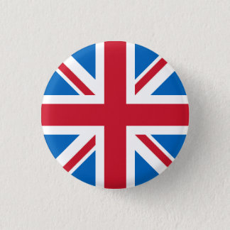 UK Badge - Union Jack with Scottish Blue