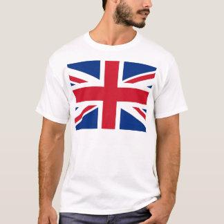 UK Britain Royal Union Jack Flag T-Shirt