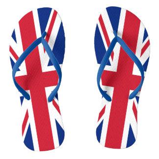 UK Britain Royal Union Jack Flag Thongs