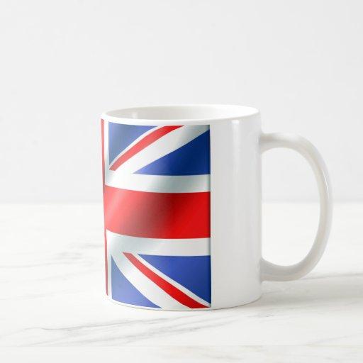 UK British Flag Mug