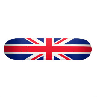 UK British Great Britain England English Flag Skateboards