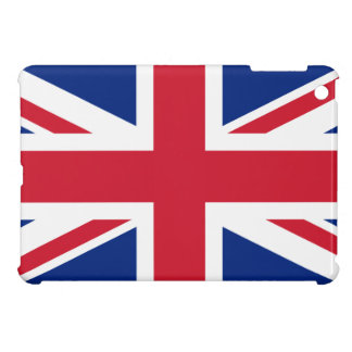 UK British Union Jack Flag iPad Mini Cases