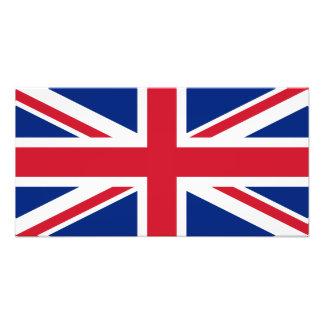 UK British Union Jack Flag Photo