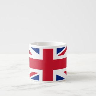 UK British Union Jack Flag Espresso Mugs