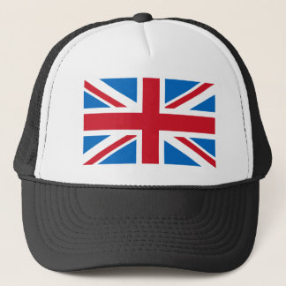 UK Cap - Union Jack with Scottish Blue
