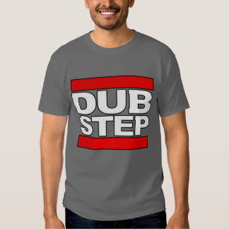 uk DUBSTEP-german dubstep-caspa-rusko-dub plates T Shirt