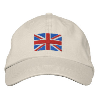 UK EMBROIDERED HATS