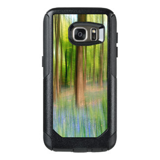 UK England | Bluebell Oak Woodland in Springtime OtterBox Samsung Galaxy S7 Case