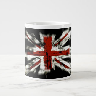 UK England Flag Large Coffee Mug