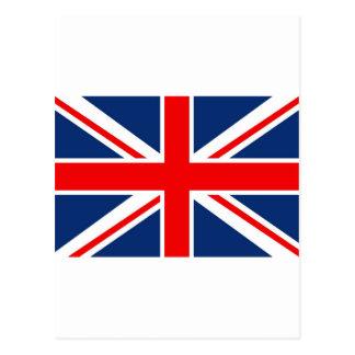 UK England Flag Post Card