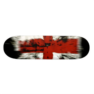UK England Flag Skateboard