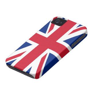 UK Flag Blackberry Bold Cover