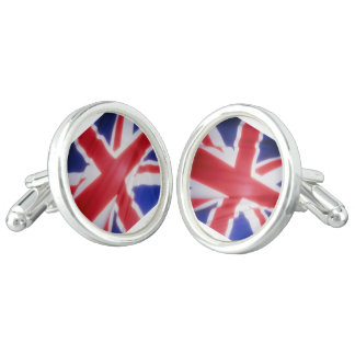 UK FLAG CUFF LINKS