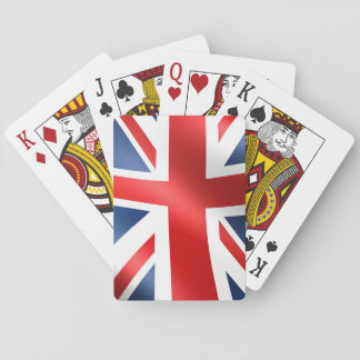 UK flag for Playing Cards