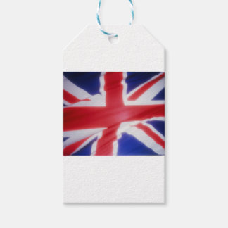 UK FLAG GIFT TAGS
