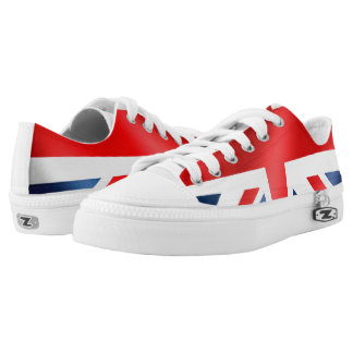 UK Flag image for Zipz-Low-Top-Shoes Low Tops