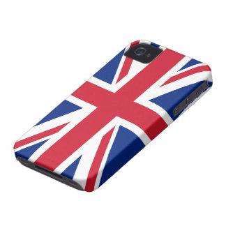UK Flag iphone 4 case