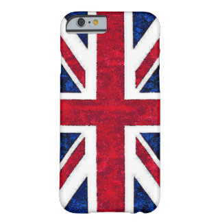 UK FLAG iPhone 6 Case Barely There iPhone 6 Case