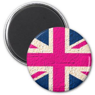UK Flag London magnet