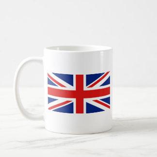 UK Flag ~ Map Mug