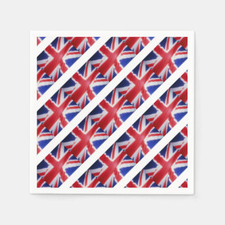 UK FLAG PAPER NAPKINS