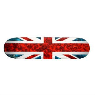 UK Flag Skate Deck