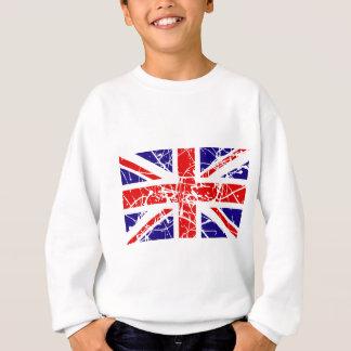 UK Flag Sweatshirt