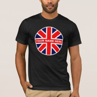 UK flag. T-Shirt