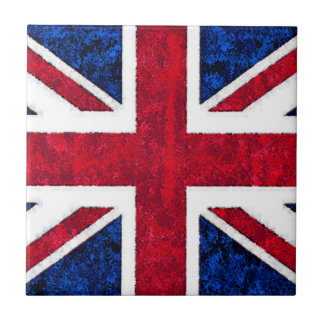 UK FLAG Tile