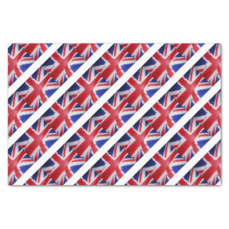 UK FLAG TISSUE PAPER