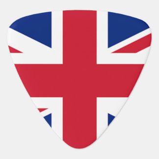 UK Flag / Union Jack Plectrum