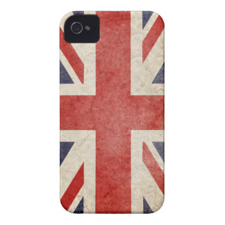 UK Grunge Flag Blackberry Bold iPhone 4 Cover