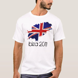 UK Ibiza tour T-Shirt