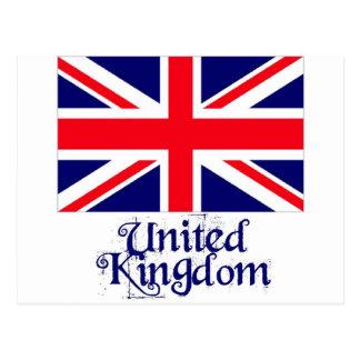 UK POSTCARD