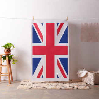 UK United Kingdom British Flag Fabric