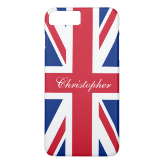 UK United Kingdom British Flag Union Jack iPhone 7 Plus Case