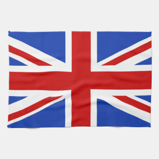 Uk United Kingdom Flag Tea Towel