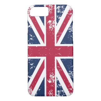 UK Vintage Phone Case, iPhone 7 iPhone 7 Case