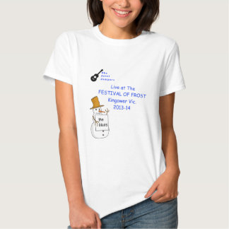 Uke Joint Jumpers Festival of Frost Ladies Tee