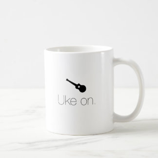 Uke On Coffee Mug