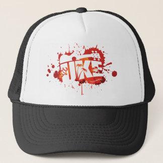 Uke Splat 16 Trucker Hat