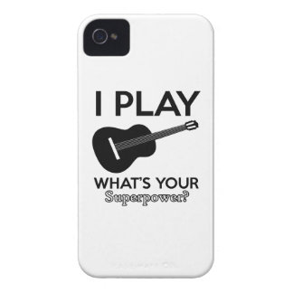 ukelele real designs iPhone 4 case