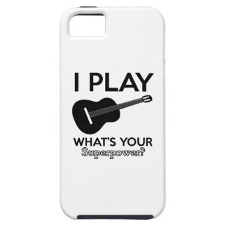 ukelele real designs tough iPhone 5 case