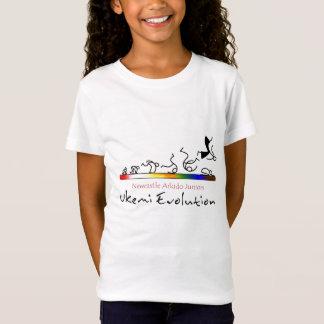 Ukemi Evolution Girls T-Shirt