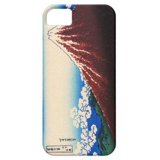Ukiyoe Yamashita white rainy Katsushika north 斎 iPhone 5 Cover
