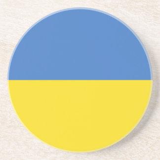 Ukraine Beverage Coaster