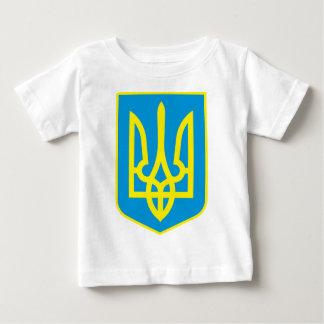 Ukraine Coat of Arms detail Baby T-Shirt