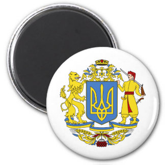 Ukraine coat of arms magnets